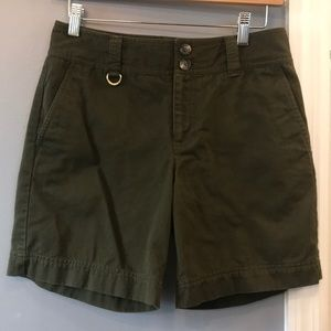 🔹BOGO🔹 RL Olive green shorts